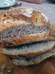 Sourdough multi-grain bread