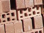 cheaper house bricks for the outside shell