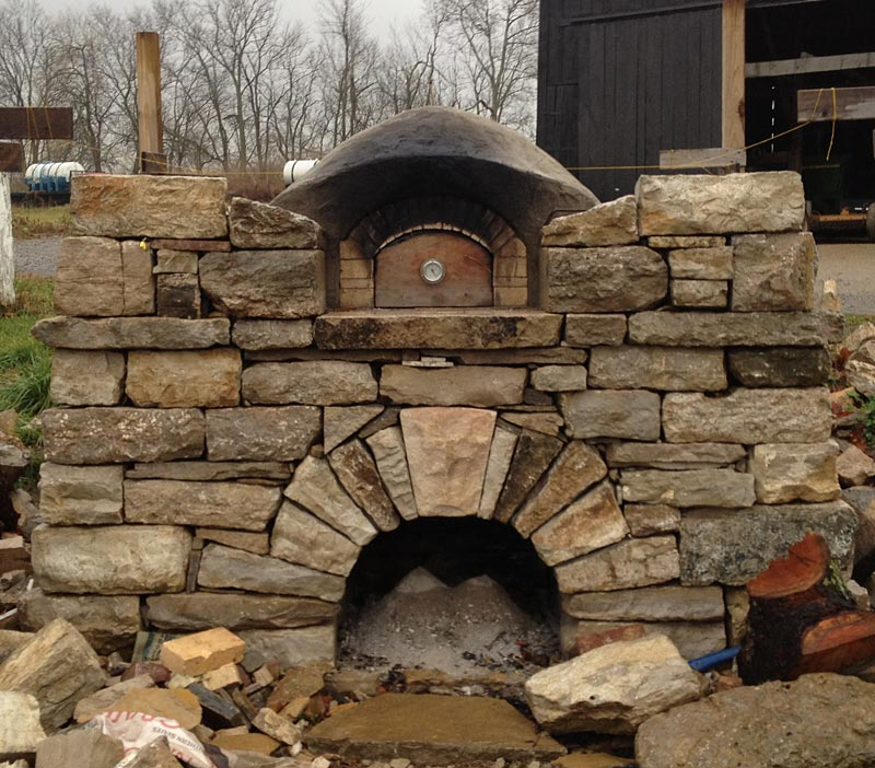 Natural Building Stones : Work of art with natural stones