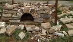 Stone structure base