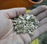 The grade 3 Vermiculite size
